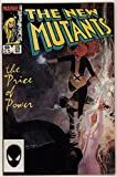 img - for New Mutants #25 book / textbook / text book