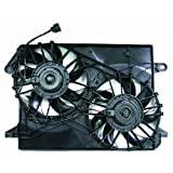 Depo 333-55006-000 Dual Fan Assembly