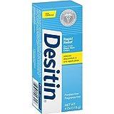 DESITIN Rapid Relief Zinc Oxide Diaper Rash Cream 4 oz ( Pack of 6)