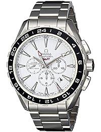 Men's 231.10.44.52.04.001 Seamaster Aqua Terrra Stainless Steel Watch
