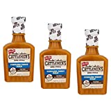 French's Cattlemen's BBQ Sauce Carolina Tangy Gold, 18.0 OZ (pack of 3)