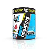 BPI Sports Best Creatine Pro Strength Creatine Blend, Rainbow Ice, 300g