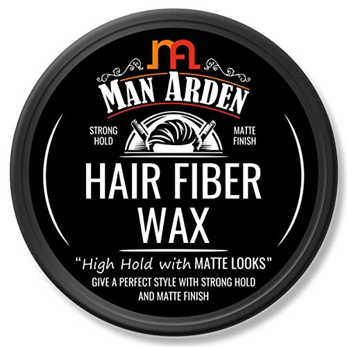 Man Arden Hair Fiber Wax Strong Hold With Matte Finish 50 Rs. 299  ( 14%  Discount).