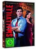 DVD * Smallville - Die komplette 8. Staffel (Box Set / 6 Discs) [Import allemand]