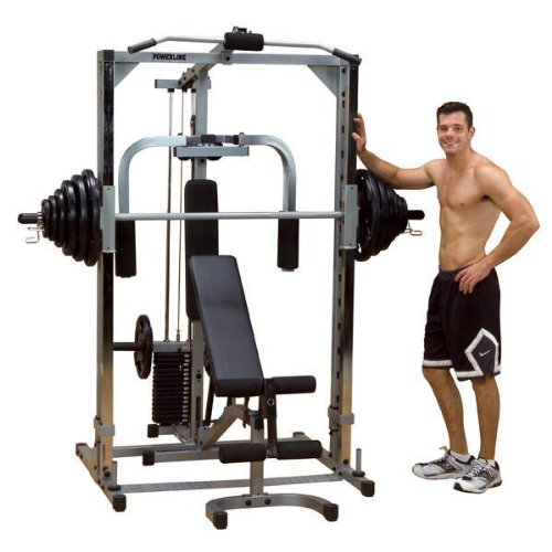 Powerline PSM1442XS Smith Machine Package image