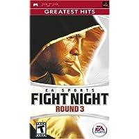 Fight Night Round 3 - Sony PSP