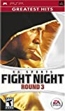 EA Sports Fight Night Round 3 - PlayStation Portable