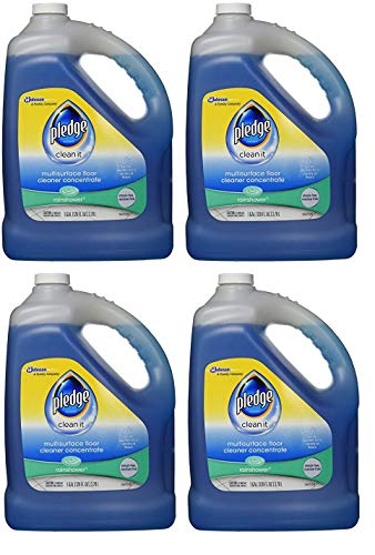 DB N Floorcare Multi Surface Concentrated Cleaner, Pack of 4 128 Fluid Ounce ()