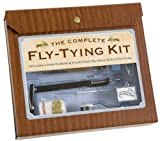 The Complete Fly-Tying Kit: Includes a How-to-book & Everything You Need to Tie Five Flies