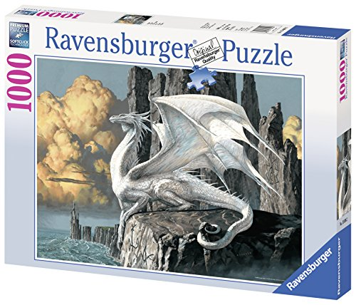 Ravensburger Dragon - 1000 Piece Jigsaw Puzzle for Adults  Every piece is unique, Softclick technology Means Pieces Fit Together Perfectly