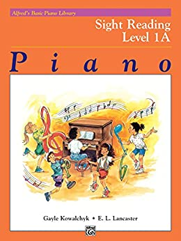 Alfreds Basic Piano Course Reading ebook