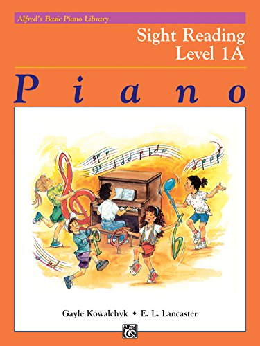 Alfred's Basic Piano Course: Sight Reading Book 1A (Alfred's Basic Piano Library) (Alfred Instrument)