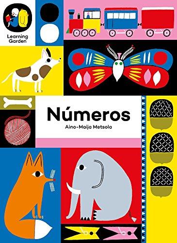 Numeros (The Learning Garden) (Spanish Edition)