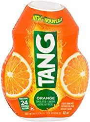 Tang Liquid Drink Mix, Orange, 48mL (Pack of 12)