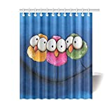 100%25 Polyester Shower Curtains 60%22x7
