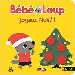 Amazon Fr Joyeux Noel Bebe Loup Des 6 Mois Emiri