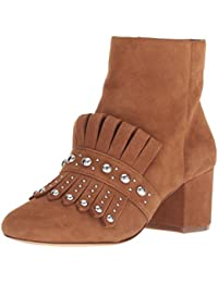 Women's Qamile Suede Ankle Boot
