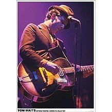 Tom Waits - Import Poster