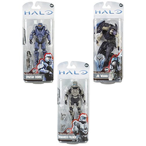 Halo 4 Series 3 Action Figure Set