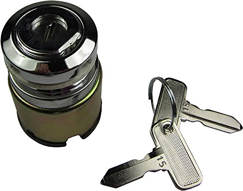 - Club Car Gas Golf Cart 1983-95 Ignition Key Switch (2 Free Keys) 2-Prong