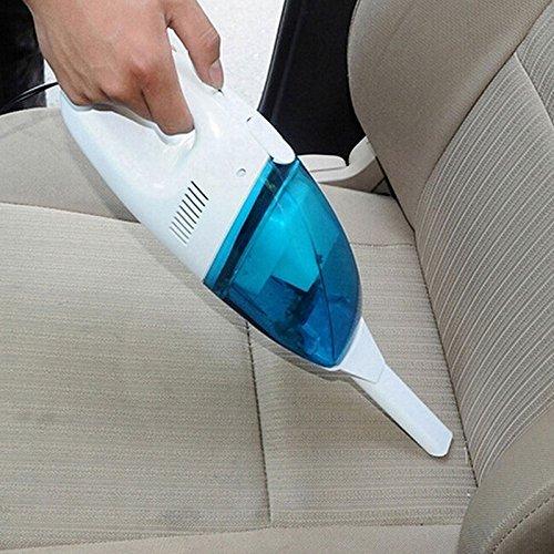 Sedeta Car Vacuum Cleaner high power Wet Dry Vacuum 12 Volt 60W Portable Handheld Vacuums cordless Lightweight Dustbuste by Sedeta (Image #2)