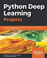 Python Deep Learning Projects Front Cover
