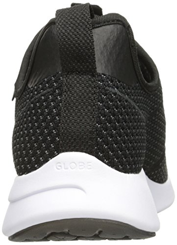 clearance store sale online discount shopping online Globe Men's Dart LYT Skateboarding Shoe Black Mesh buy cheap purchase low price fee shipping online 3GrLz8