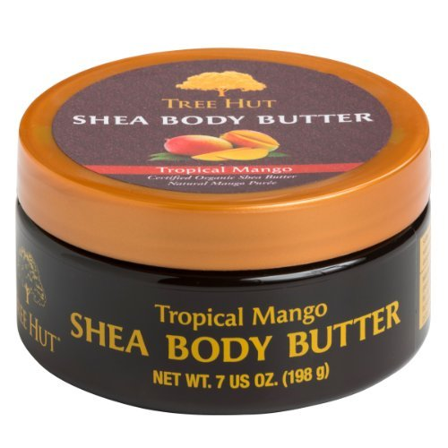 Tree Hut Shea Body Butter, Tropical Mango, 7-Ounce by Tree H