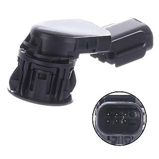LCD - White Wireless Parking Sensor Kit Voice FOONEE Backup Radar System 22Pcs High Sensitivity Dual-core Car Monitor Parking 8 Sensors for Universal Car Anti-Collision