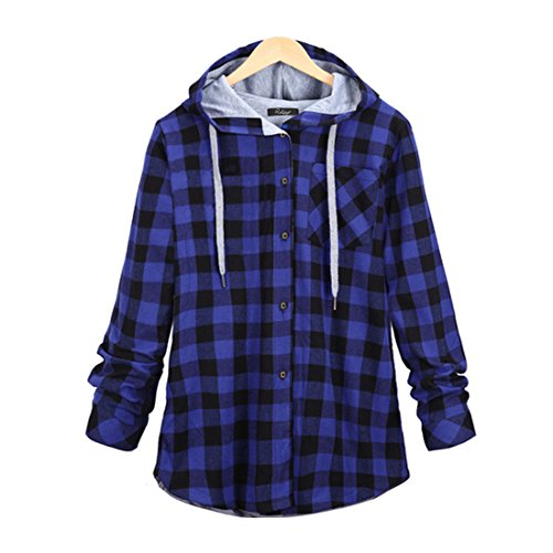Flannel Womens Jacket - 7