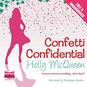 Confetti Confidential Audiobook