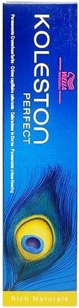 Wella Professionals Koleston - Tinte para cabello (60 ml), 9/16 rubio ceniza claro - morado