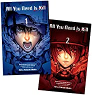 Coleção All You Need Is Kill  - Caixa com Volumes 1 e 2
