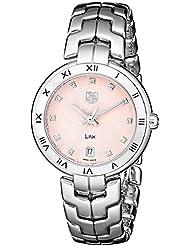 TAG Heuer Womens WAT1313.BA0956 Link Analog Display Quartz Silver Watch