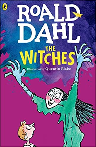 Image result for the witches by roald dahl book