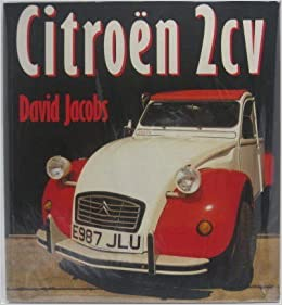 Citroen 2Cv (Osprey auto colour series) by David Jacobs (1989-05-02)