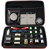 Coil Master 100% Authentic Kbag Universal Carrying Case / Portable Bag for Tools, Liquids, and More!
