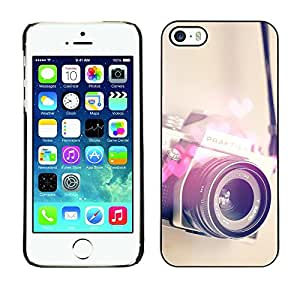 Plastic Shell Protective Case Cover    Apple iPhone 5 / 5S    Photography Love Photo @XPTECH