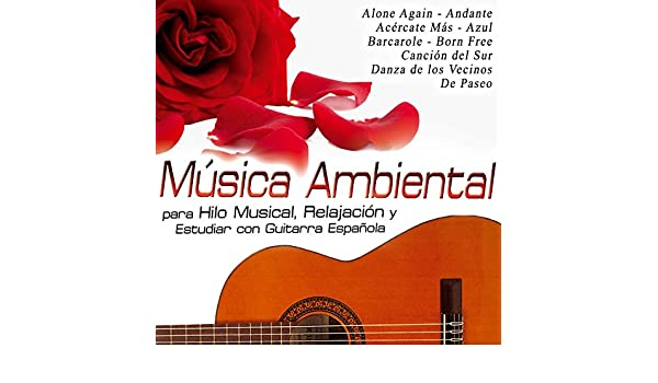 Música Ambiental para Hilo Musical, Relajación y Estudiar Con ...