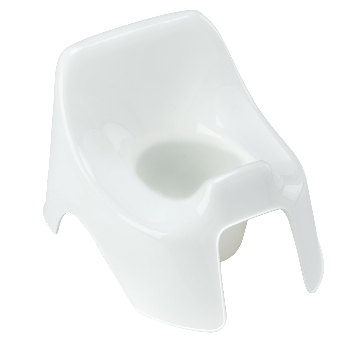 THERMOBABY Vase Anatomique Blanc Muguet