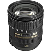 Nikon AF-S DX NIKKOR 16-85mm f/3.5-5.6G ED Vibration Reduction Zoom Lens with Auto Focus for Nikon DSLR Cameras International Version (No warranty)