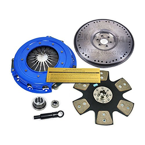 EFT STAGE 4 CLUTCH KIT & FLYWHEEL 10.5