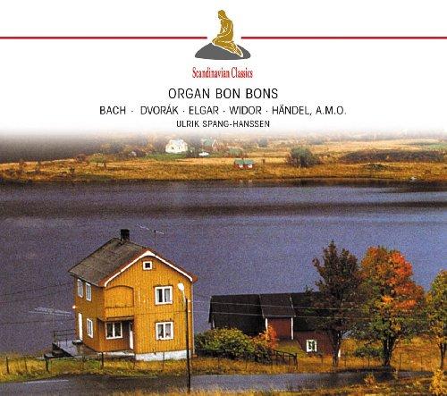 Organ Bon Bons - Organ Works By Bach / Dvorak
