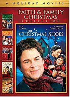 hallmark movies on dvd 6 film the christmas hope christmas blessing christmas - A Christmas Blessing Cast