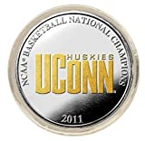 NCAA 2011 National Champions Two-Tone Medallion
