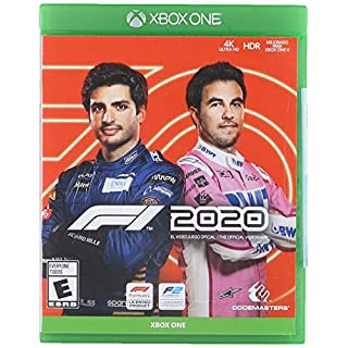 F1 2020 Standard Edition - Xbox One Standard Edition