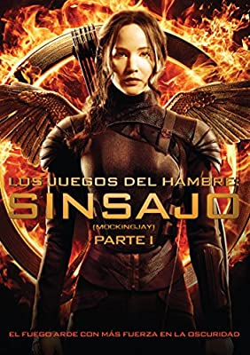 Los Juegos Del Hambre Sinsajo Parte 1 Pelicula En Dvd Edicion ...