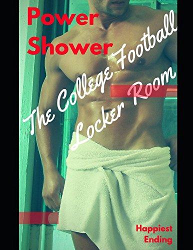 Power Shower: The College Football Locker Room