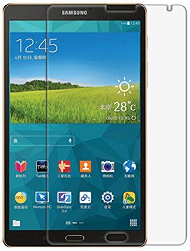 Nillkin Samsung Galaxy Tab S 8.4 T705 Super Clear Anti-Fingerprint Protective Film - Retail Packaging - Transparent
