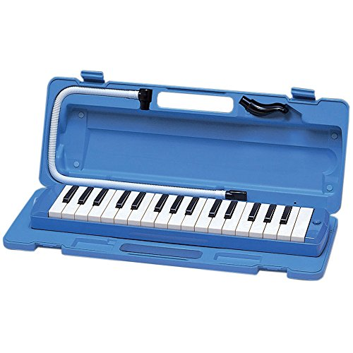 (Yamaha 32 keys P32D Pianica Keyboard Wind Instrument, 32-Note, Keys (P-32D)